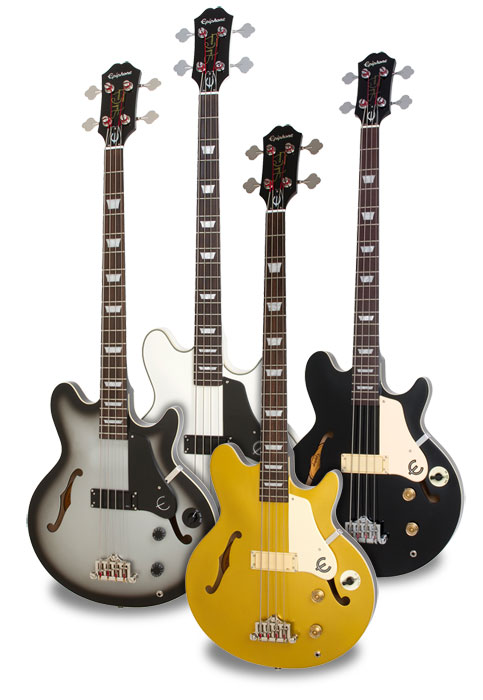 Video: The Epiphone Jack Casady Bass