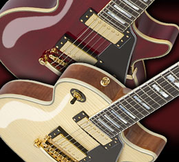 Epiphone Ltd Ed Les Paul Custom 100th Anniversary Outfit Celebrating the 100th birthday of Les Paul