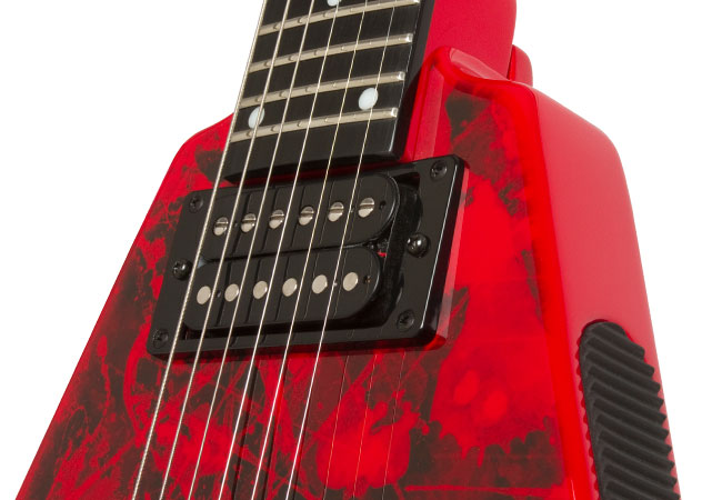 Epiphone Jeff Waters Annihilation-II Flying-V Outfit