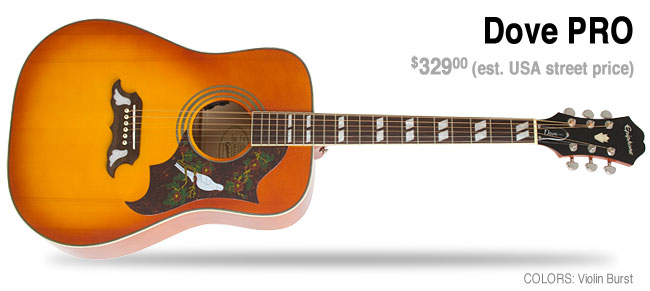 Epiphone's Holiday Gift Guide