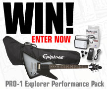 Enter to Win a PRO-1 Explorer Performance Pack With Rocksmith