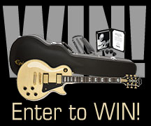 Enter to Win a Les Paul Custom 100th Anniversary Outfit