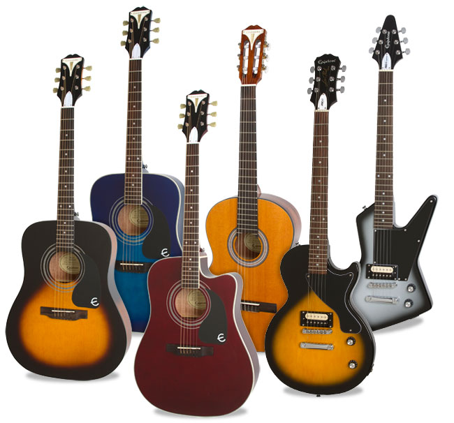 Epiphone's PRO-1 Collection