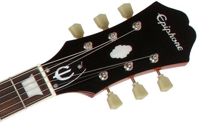 Epiphone Ltd. Ed. EL-00 PRO Mahogany and Ltd. Ed. EJ-160E