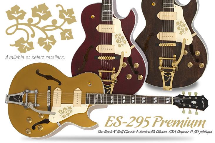 Epiphone Ltd. Ed. ES-295 Premium