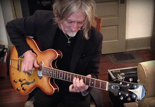Fats Kaplin: The Epiphone Interview