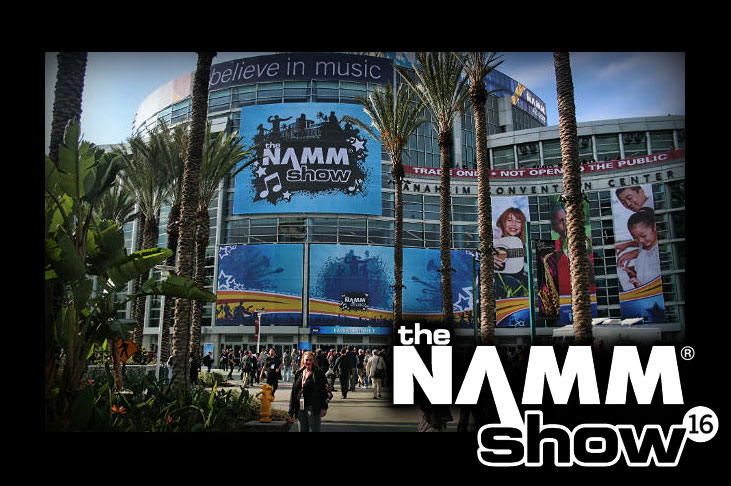 Epiphone at NAMM 2016
