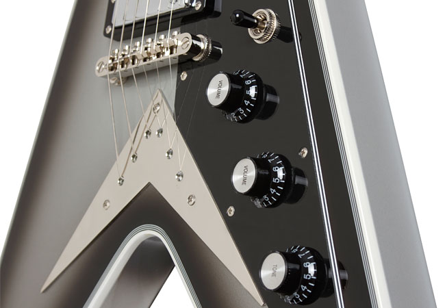 Epiphone Ltd. Ed. Brent Hinds Flying-V Custom