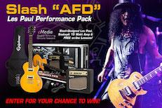 Win a New Slash AFD Pack!