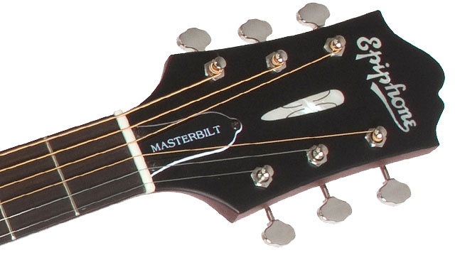 """гитары EPIPHONE """"Masterbilt AJ-45ME"""""""