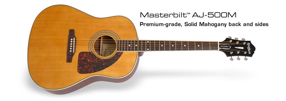 Masterbilt AJ-500 M: