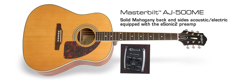 Masterbilt AJ-500ME: