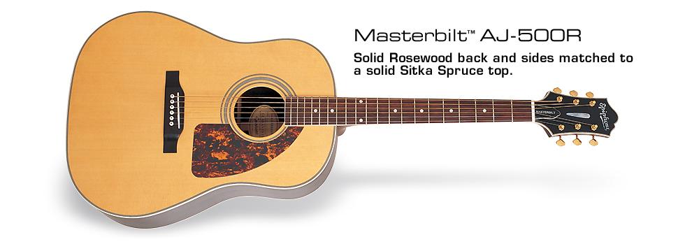 Masterbilt AJ-500R: