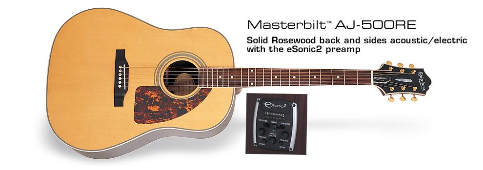 Masterbilt AJ-500RE: