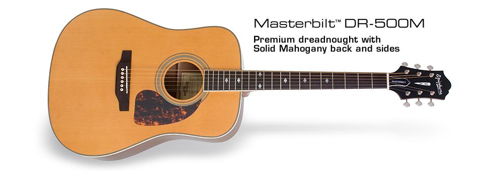 Masterbilt DR-500M: