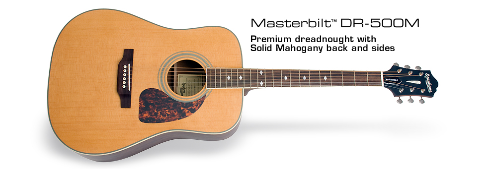 Masterbilt DR-500M: 