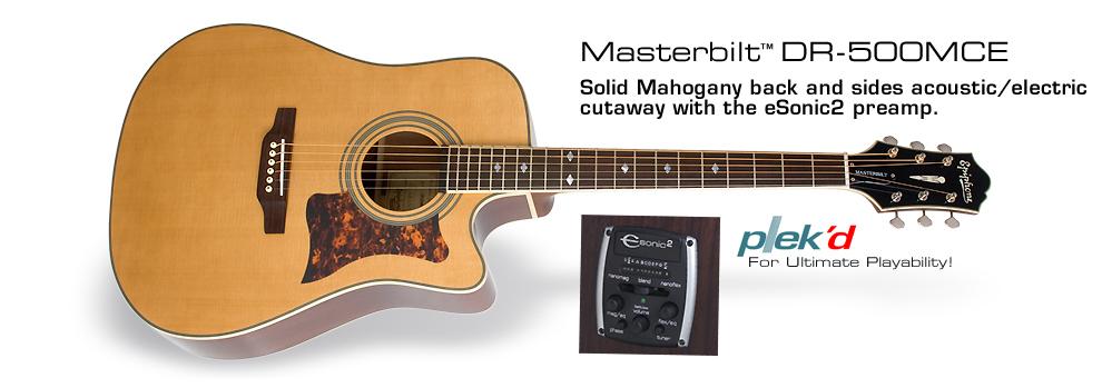 Masterbilt DR-500MCE: