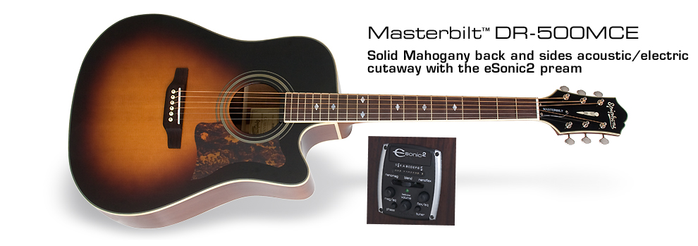 Masterbilt DR-500MCE: 