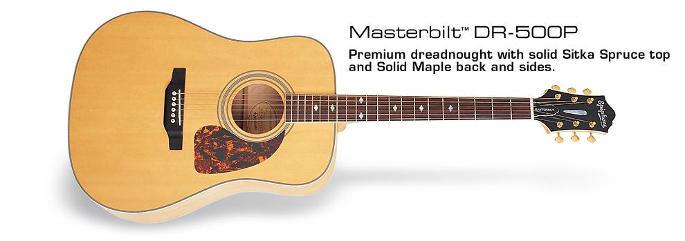 Masterbilt DR-500P: