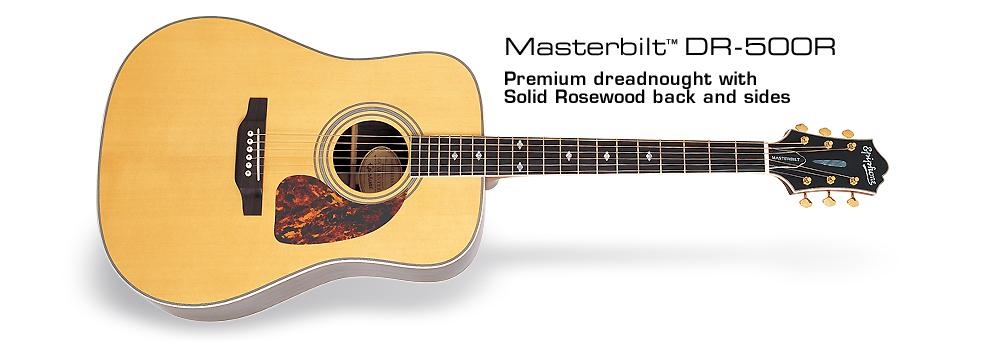 Masterbilt DR-500R: