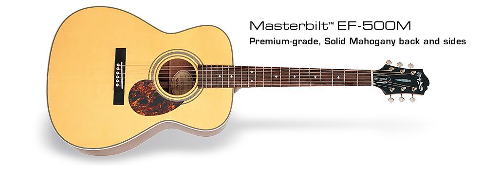 Masterbilt EF-500M: