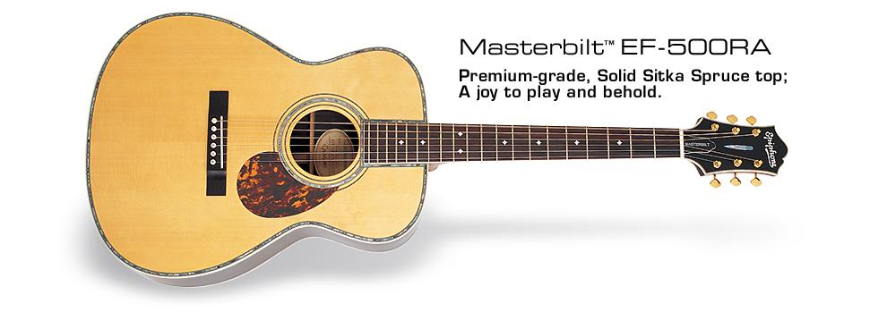 Masterbilt EF-500RA: