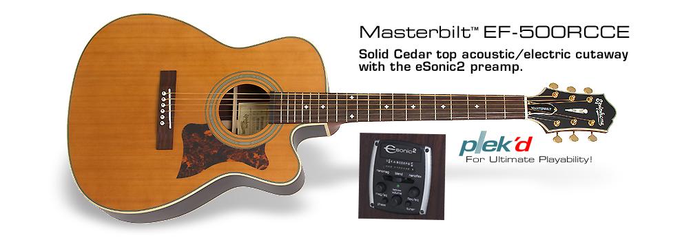 Masterbilt EF-500RCCE: