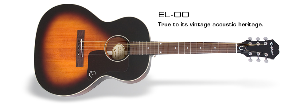 EL-00: True to its vintage acoustic heritage