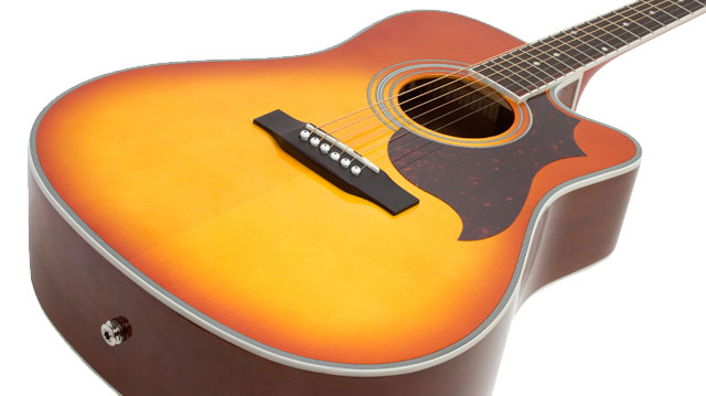 Epiphone FT-350SCE on