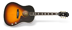 Ltd. Ed. EJ-160E Acoustic/Electric