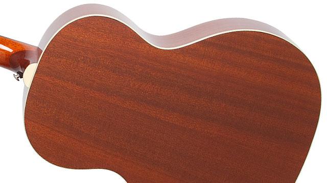 Ltd  Ed  EL-00 PRO Mahogany Acoustic/Electric