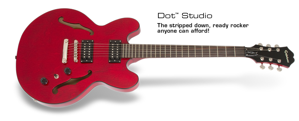 Dot Studio: The stripped down, ready rocker anyone can afford!