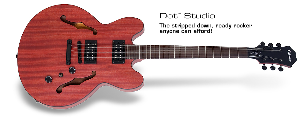 Dot Studio Worn: The stripped down, ready rocker anyone can afford!