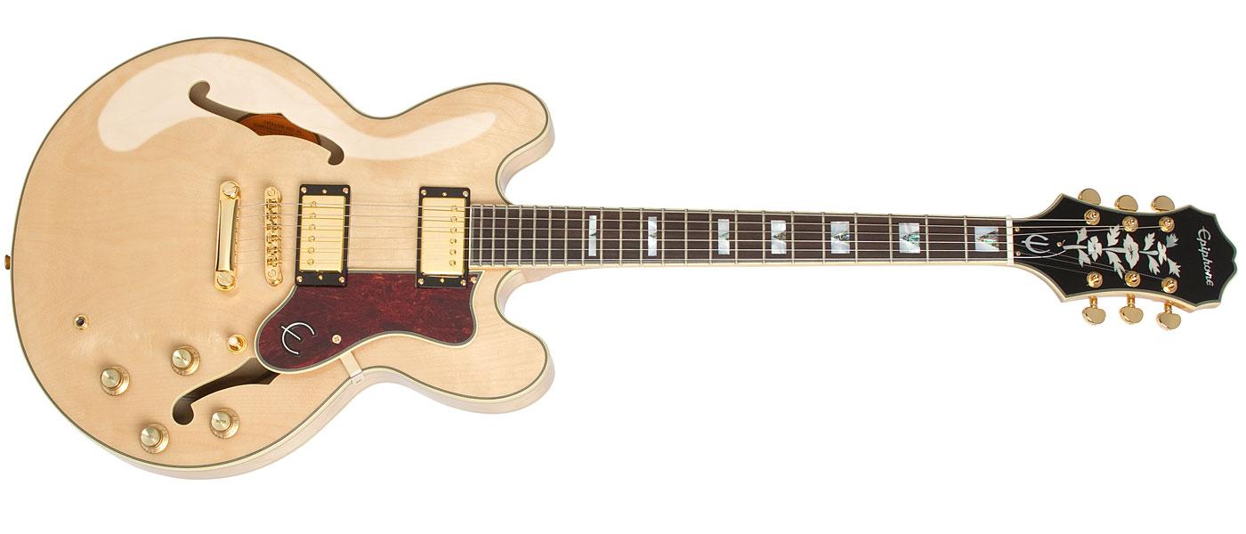 Epiphone Sheraton Ii Pro Gibson P94 Wiring Diagram Midnight Sapphire Ms