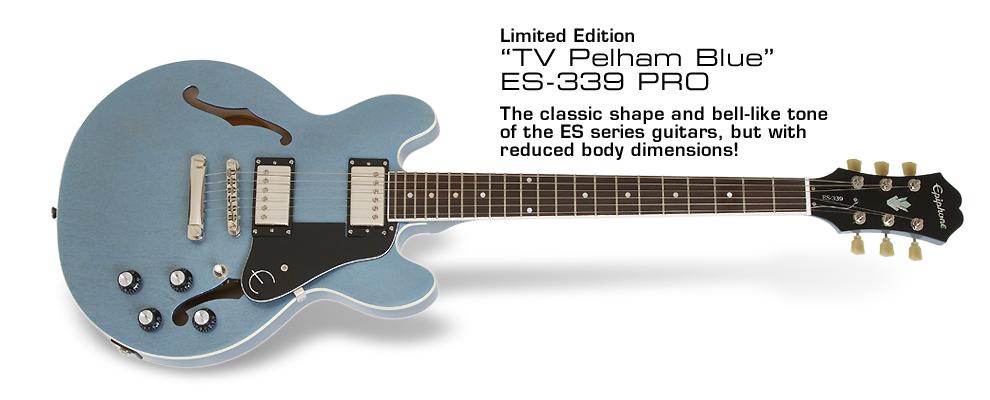 TV Pelham Blue ES-339 PRO: