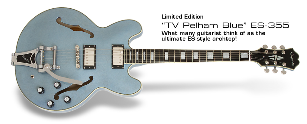 TV Pelham Blue ES-355: