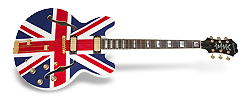 Ltd. Ed. Union Jack Sheraton