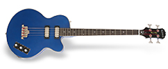 Ltd. Ed. Allen Woody Rumblekat™ Blue Royale Bass