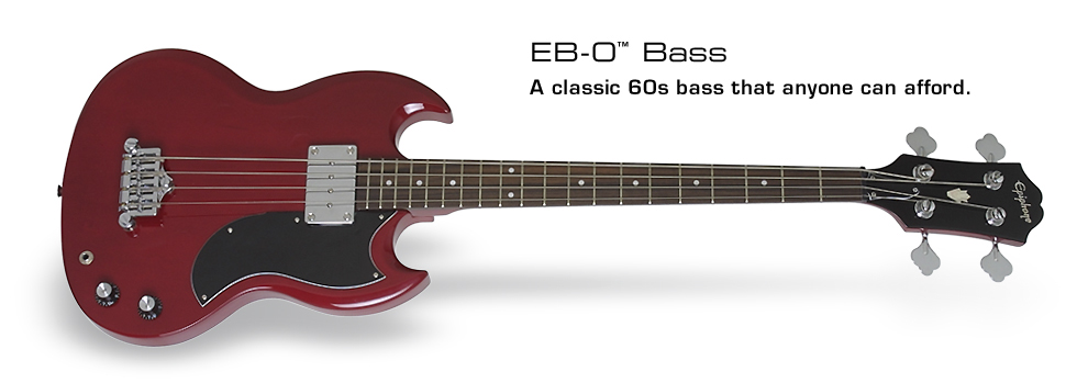 EB-0: A classic 60s bass that anyone can afford