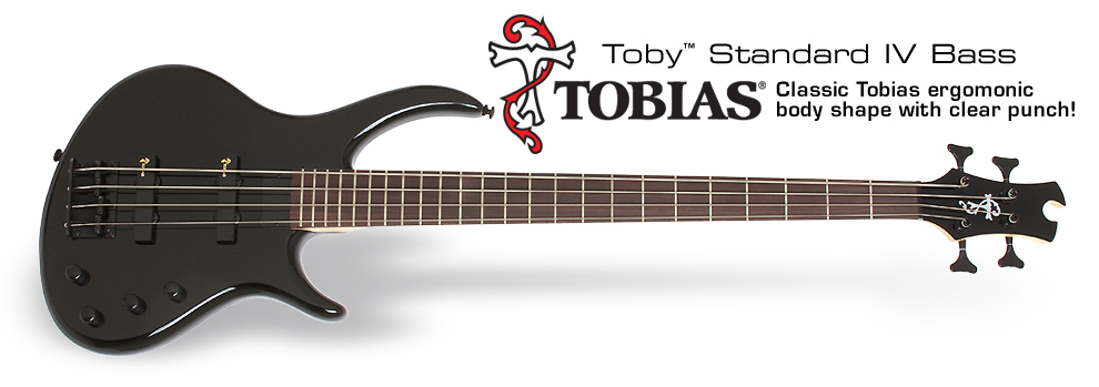 Toby Standard IV: Classic Tobias ergonomic body shape with clear punch!