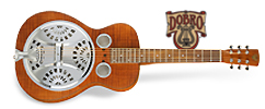 Dobro Hound Dog Del. Square Neck