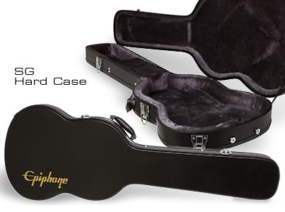epiphone cases. Black Bedroom Furniture Sets. Home Design Ideas