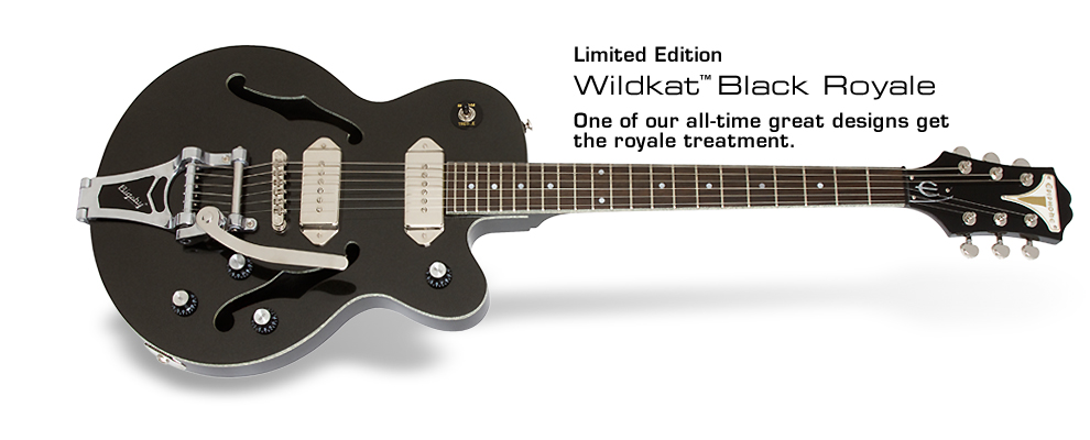 Black Royale Wildkat: