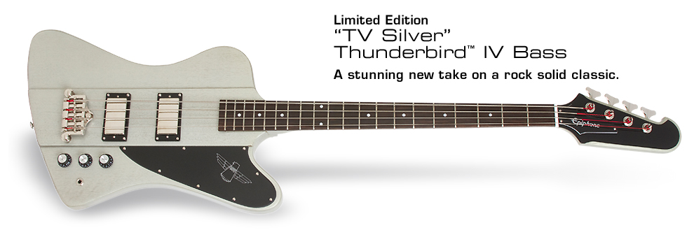 TV Silver Thunderbird IV: