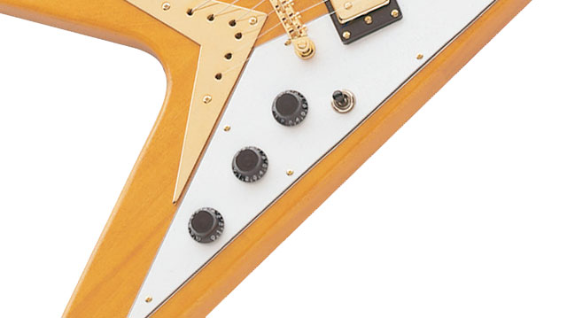 korina flying v the power of the flying v comes from our alnico classicacirc132cent humbuckers which have all the subtle tonal colors and warm crunch found in vintage paf humbuckers