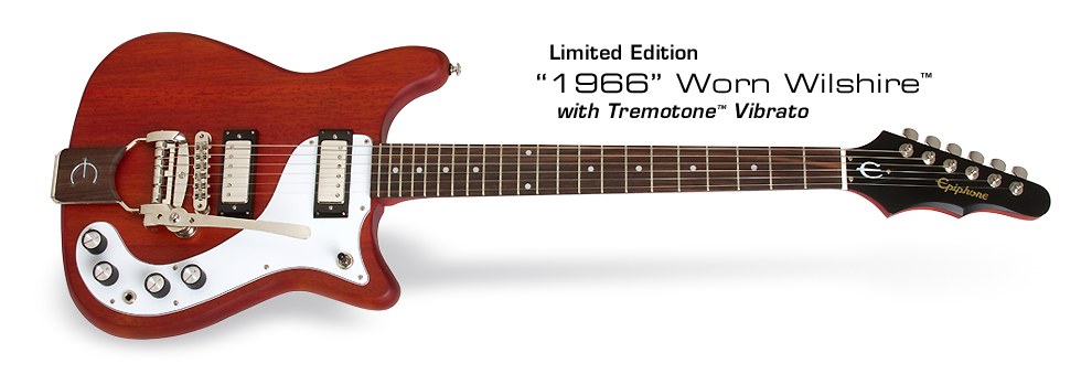 1966 Worn Wilshire w/ Tremotone: 
