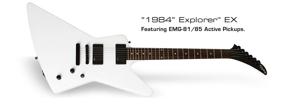 1984 Explorer EX: