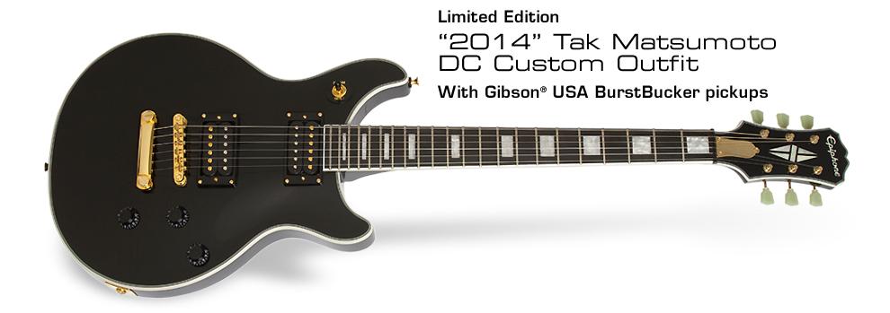 2014 Tak Matsumoto DC Custom: