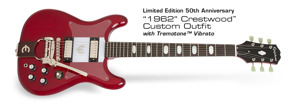 1962 50th Anniversary Crestwood:
