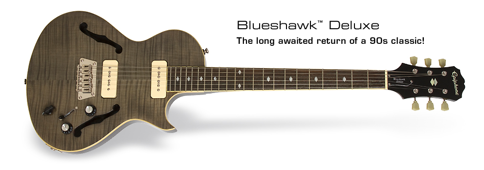 Blueshawk Deluxe: The long awaited return of a 90s classic!